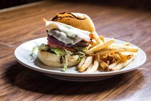 Farm Fresh Burgers in Sisters, Oregon