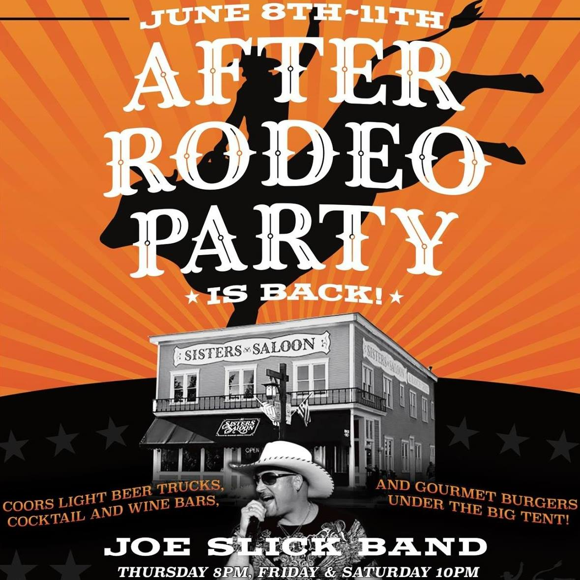 5 Reasons To Be At The Sisters Rodeo 2016 After Party